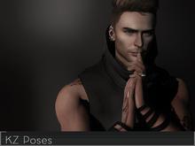 KZ poses - Wishful - Male pose - Bento