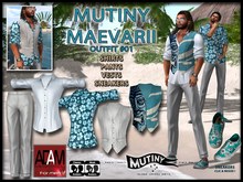 MUTINY MAEVARII ADAM OUTFIT (ADAM)