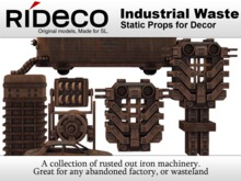 RiDECO - Industrial Waste