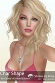Char Shape by Anna for Catwa Head Kimberly