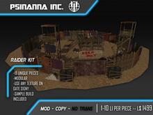PsiNanna, Inc. Modular Raider Building Kit