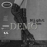 Baboom**Demo*-Night-overknee_Boots--Peeptoe