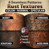 Rust Texture Set [Copy Only Version]