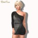 BlackRose Electra Dress Wave