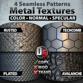 Metal Texture Set [Copy Only Version]