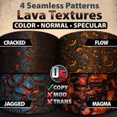 Lava Texture Set [Copy Only Version]
