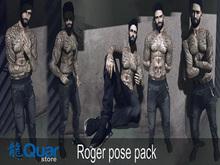 Quar store - Roger pose pack
