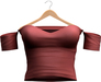 Blueberry - Babe Tops - Maitreya, Belleza (All), Slink Physique Hourglass - ( Mesh ) - Red