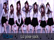 Quar store - Liz pose pack