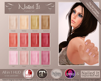 Nailed It - All in One HUD - Pastels Set
