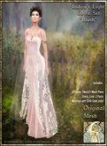!!SMD!! Indira's Light Gown Set-Blush