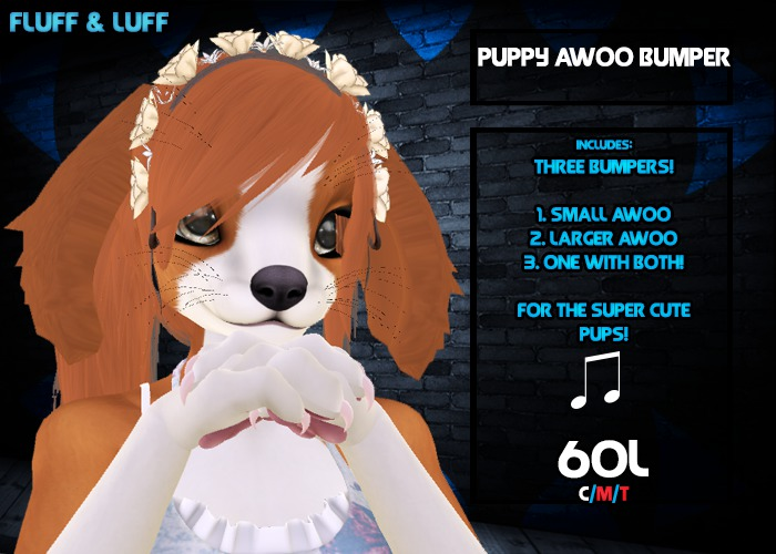 F&L - Awoo Bumper