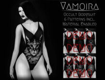 VAMOIRA : DEMO : Occult Bodysuit