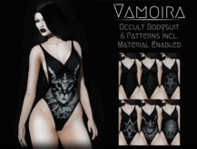 VAMOIRA : Occult Bodysuit