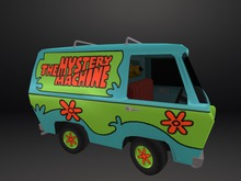 [ALIBI AUTOMOTIVE] Mystery Machine