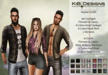 KiB Designs - Iri Outfit FATPACK