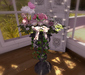 Cj happy mother's day iron planter 00