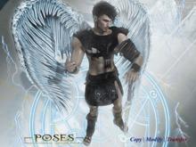 [ XECLIPSEX ] - Pose Single # 51 Warrior Angel