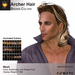 A&A Archer Hair Brown Colors Pack. Mens Mesh Hairstyle