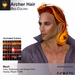 A&A Archer Hair Red Colors Pack. Mens Mesh Hairstyle