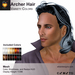 A&A Archer Hair Variety Colors Pack. Mens Mesh Hairstyle
