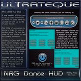 NRG Dance HUD Blue