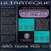NRG Dance HUD Purple