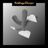 KD - Bento Dragon Spadetip Tails