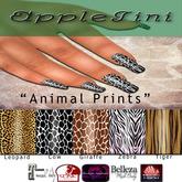 Animal Prints Nails