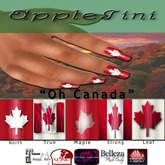 Oh Canada Nails