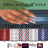 Stars n Stripes Nails