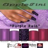 Purple Rain Nails