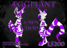 Eggplant Crux Mod