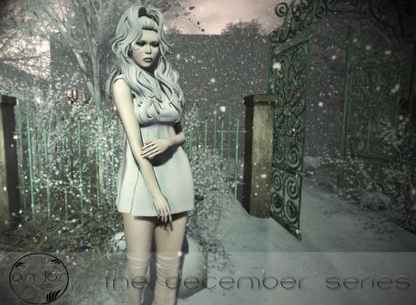 an lár [poses] The December Series
