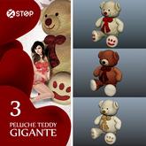 "Giant teddy bear ""3 units"""