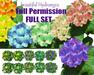 [ FULL PERM ] - Beautiful Hydrangea - 3 boxes