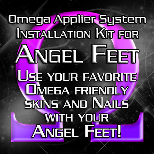Omega System Kit - Angel Feet