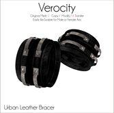 Verocity - Urban Leather Bracer