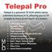 TelePal - Best Personal Grid Wide Teleporter (+ shield, radar, flight assist, lag meter + more )