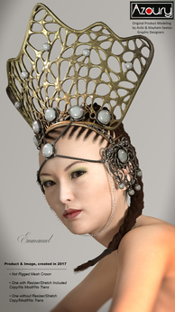 AZOURY - Emmanuel Crown