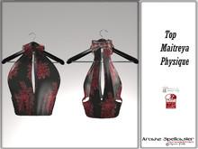 bag top Alba red fl *Arcane Spellcaster* Ak-Creations
