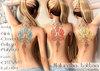 .::Nanika::. Nelumbo tattoo Red