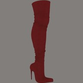 aF_Aggie Red Boots (WEAR)