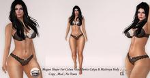 Maria'S Megan Shape For Catwa Head Bento Catya & Maitreya