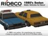 RiDECO - 1980's Sedan