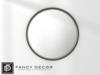 Fancy Decor: Circle Mirror (gold)