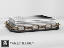 Fancy Decor: Chain Magazine Tray