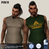 Perch - Adam Shirt - Solid