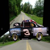 55  DALE SR TRIBUTE CAR Street(MEDIA)
