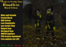 M*P Bloodkin BlackYellow
